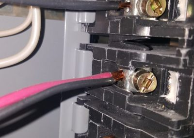 Home-Inspection-Company-Go-Through-Double-Tap-Circuit-Breaker